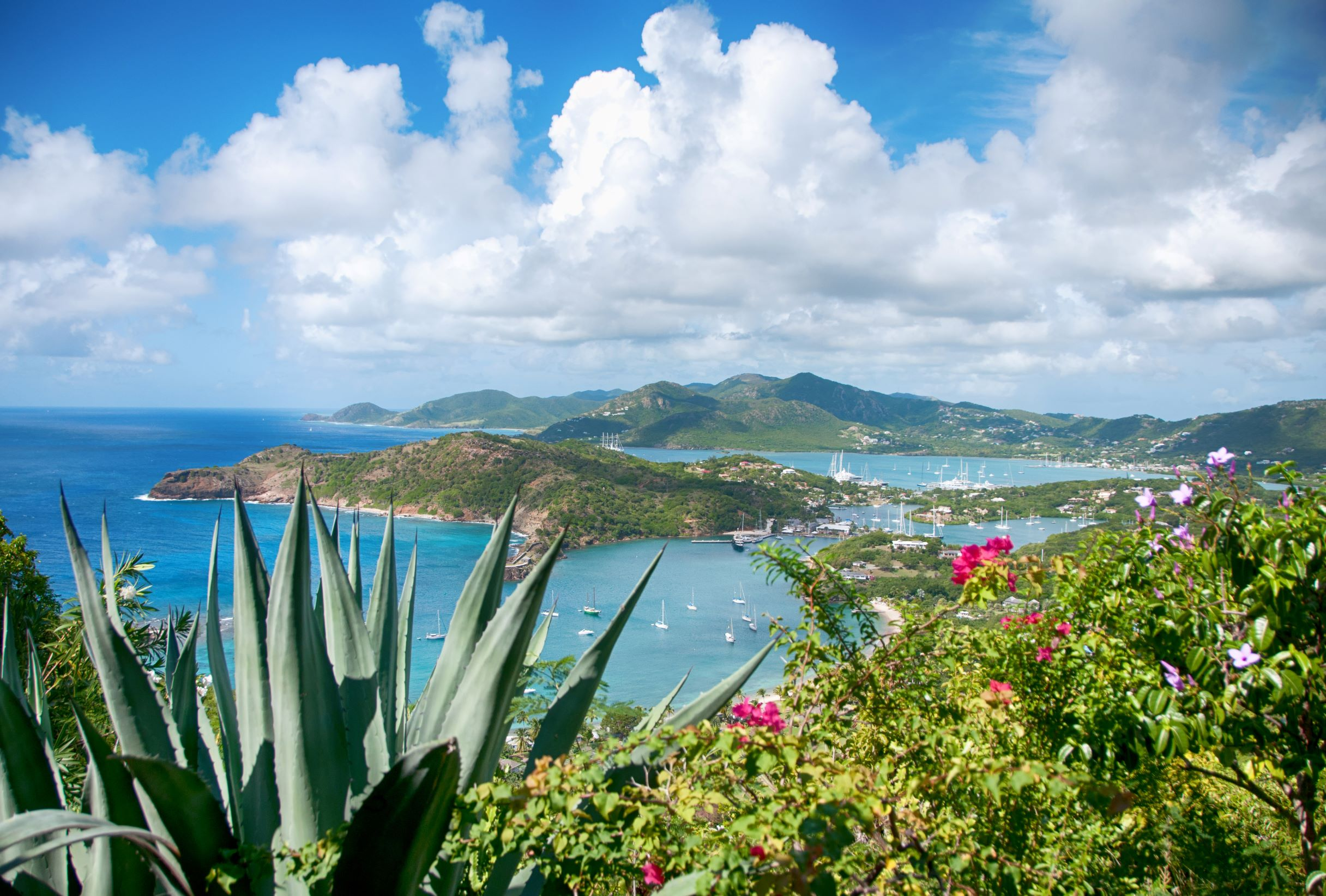 Antigua Caribbean Island Beach Sun Sea Vacation Holiday Travel