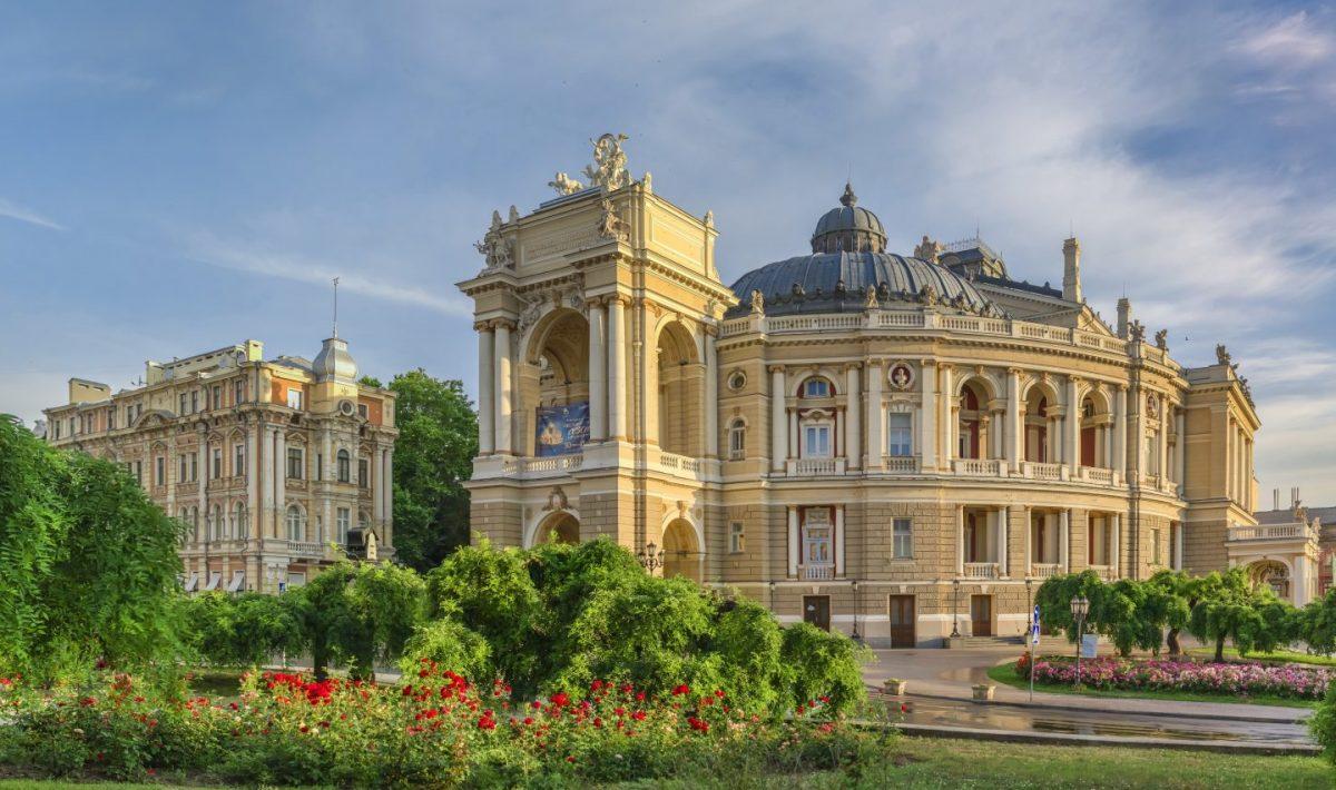 Opera House Odessa